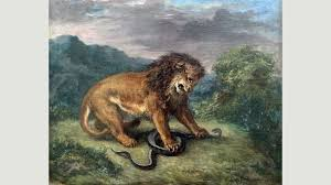Why the <b>lion</b> is <b>art's</b> most powerful symbol - BBC Culture