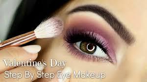 beginner friendly valentine s day eye makeup tutorial