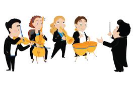 Resultado de imagen para la orquesta