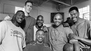 Quiénes fueron los jugadores NBA que participaron de Space Jam junto a  Michael Jordan? | NBA.com México