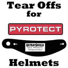 Pyrotect Helmet Size Chart Ultra Shield Tear Offs For Pyrotect Helmets