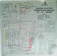 miller furnace wiring diagram fharates info Furnace Fan Relay Wiring Diagram miller furnace wiring diagram plus electrical wiring the schematic diagram for my furnace i colored lines