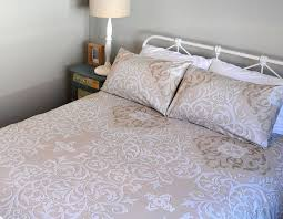hometex notre dame versailles collection duvet set
