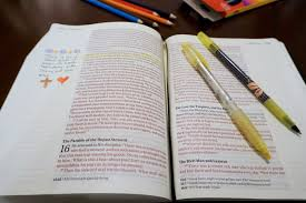 Nkjv Journal The Word Bible A Review Giveaway Girl