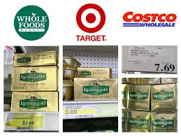 the costco connoisseur  both whole foods and target sell a single 8 oz block for 3 69 or 46 per ounce