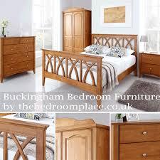 Oak Bedroom Furniture Uk Buckingham Oak Bedroom Furniture
