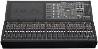 yamaha mixer. yamaha ql5 digital mixer image 1