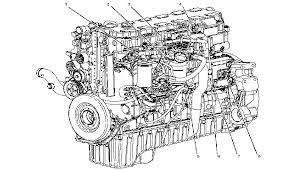 cat c7 engine oil diagram cat wiring diagrams database