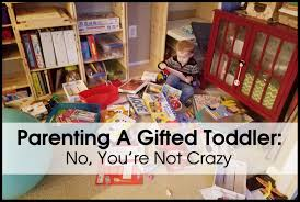 Parenting A Gifted Toddler Homeschooling2e