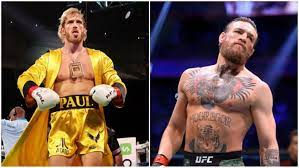 Conor McGregor fight ...