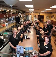 Straight thru to the rear, turn right and park, (next to the barber shop) is where the magic happens at the village coffee shop. Village Coffee Shop Home Lodi California Menu Prices Restaurant Reviews Facebook