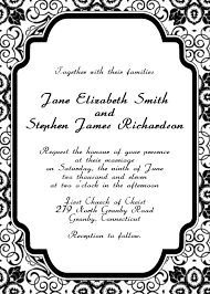 Online Invitations Templates Printable Free