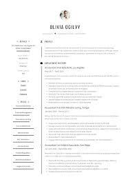 Accountant Resume Writing Guide 12 Resume Templates Pdf