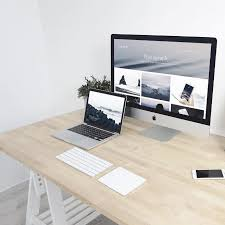 Impressive office desk setup Workspace Awesomeworkspacedeskandofficesetups18 Pinterest 22 Amazing Desk Setups u2026and How To Make Your Own Sneakhype