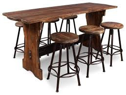 7 piece cabo counter height pub table set