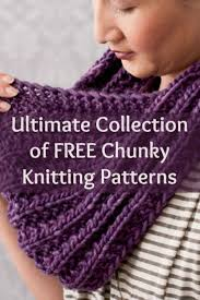 Free Super Chunky Knitting Patterns To Download Unique Decorating Design