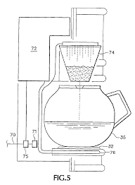 circuit diagram coffee maker circuit image wiring patent us6892626 in wall coffee maker google patents on circuit diagram coffee maker