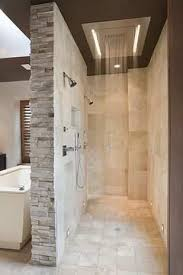 a walk in shower means no glass to clean bathroom redo throughout fabulous stand up bathtub