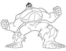 Small Picture Hulk Coloring Pages Pagesjpg Coloring Page mosatt