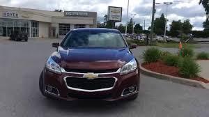 2015 Chevrolet Malibu 4dr Sdn LT w/2LT Boyer Chevrolet Lindsay ...