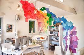 colorful office decor. Colorful Cool Office Decor For Walls O