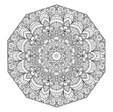 Small Picture Advanced Mandala Coloring Pages zimeonme