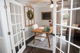 office french doors. French Bp Hfxup207h Blount Home Office After 504157 Rend Hgtvcom Jpeg Photos Hgtvh Doors In Dining Room
