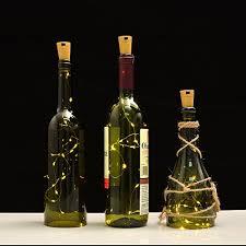 wine bottle lighting. Wine Bottle Lights With Cork,LED Cork For Bottle, AGPtEK Copper Wire Starry Fairy Lights, Christmas, Decoration,DIY, Party, Halloween,Wedding, Lighting A