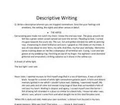 essay of describing a person a descriptive essay about music essay of describing a person