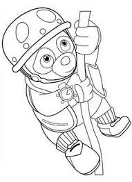 Small Picture Disney Junior Coloring Pages Special Agent Oso 1 Free Disney