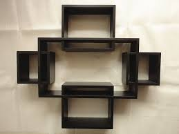Decorative Wall Mounted Shelves Decorative Wall Shelves Black All In All Decorative  Wall Shelves .