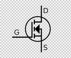 Mosfet Field Effect Transistor Electronic Symbol Bipolar