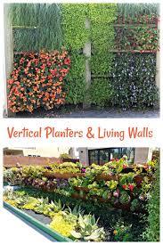 vertical gardens living walls green
