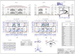 Двухэтажный жилой дом на четыре квартиры Коттеджи и частные дома  Двухэтажный жилой дом на четыре квартиры
