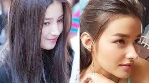 korean and filipino celebrity look alikes