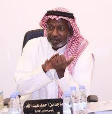 ماجد عبدالله يشكر وزير الحرس الوطني على تكفله بعلاج مصطفى إدريس