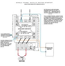 single phase motor wiring diagrams unique electrical standards direct line dol starter