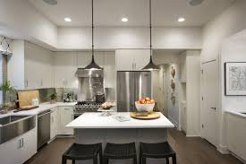 Kitchen With Vaulted Ceilings Kitchen Kitchen Lighting Vaulted Ceiling Table Accents Ranges