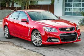 Used 2015 Chevrolet SS for sale - Pricing & Features | Edmunds