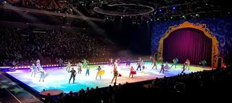 Nassau Coliseum Disney On Ice Seating Chart Disney On Ice Tickets Gametime