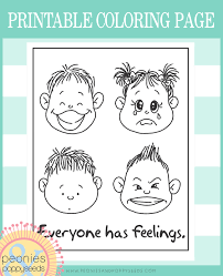 Small Picture stunning feelings coloring pages printable photos printable