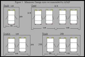 great garage door sizes