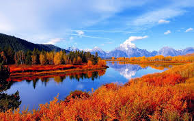 autumn mountains backgrounds. Autumn Scene Wallpapers (49) Mountains Backgrounds E
