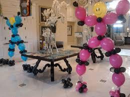 Decorating With Balloons Wwwpalmbeachballoonscom Helium Balloon Decorating Palm Beach