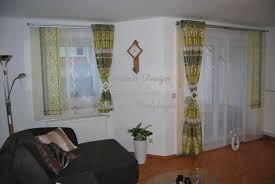 Fenstergestaltung Mit Gardinen Beispiele Fotografie Gardinen