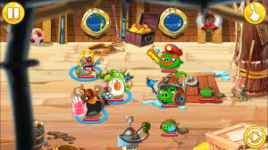 Pig City Harbor | Angry Birds Wiki