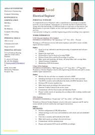 Professional Resume For Mechanical Engineer Resume Templates