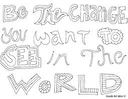 Teen Quote Coloring Pages Sheets Love Quotes All Teenagers Net Cute