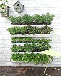 wall garden planter herb wall gutter herb garden garden wall planters uk