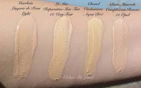 La Mer Tinted Moisturizer Light La Mer Reparative Skintint Spf 30 Review Swatch Fotd